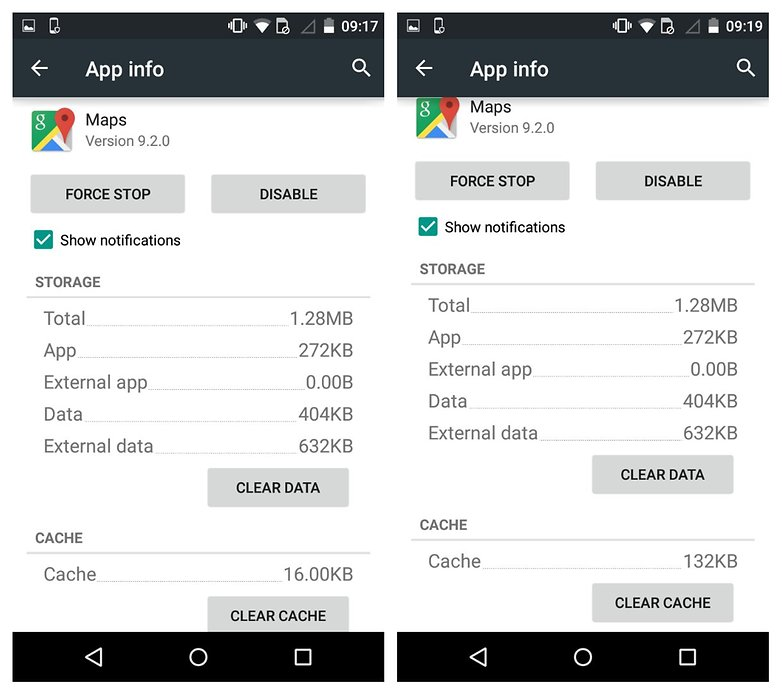 android-maps-cache app developers