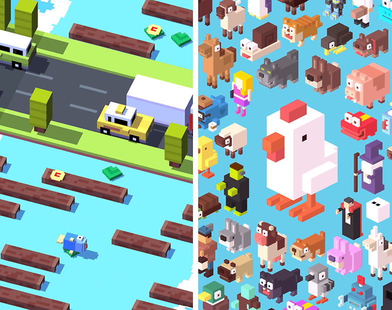 Crossy Road - siliconinfo