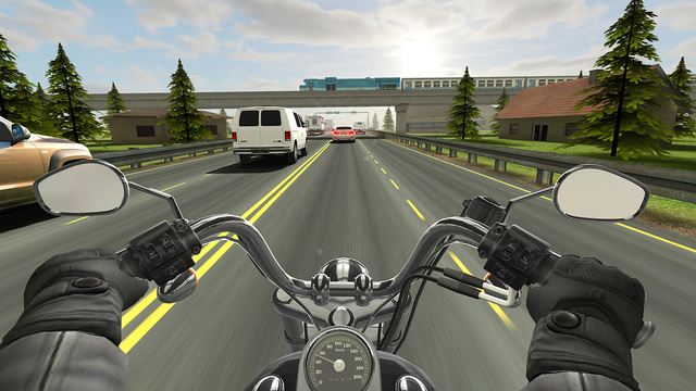 Traffic Rider - siliconinfo