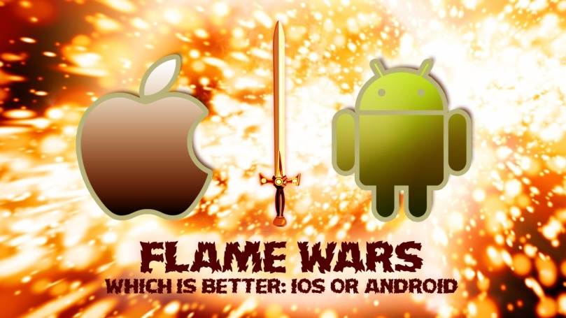 The End of OS War- iOS vs Android