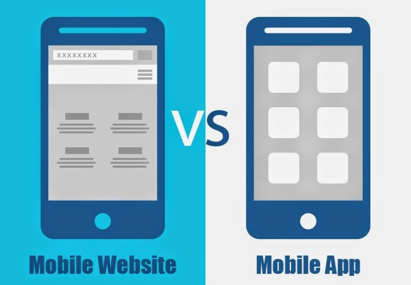 Differences between Mobile App and Mobile Website